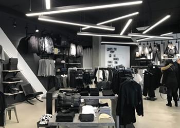 Minimalist streetwear boutique Urban Angelo opens in Brush Park