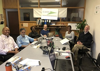 Detroit's Center for Community Based Enterprise has an innovative approach to improve work culture — make employees the owners
