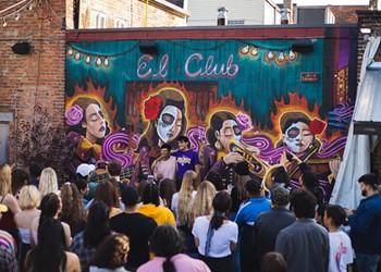 Southwest Detroit artist reveals new mural at Omar Apollo show
