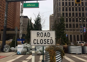 Woodward and Jefferson may finally open up again after City Council rejects Spirit of Detroit Plaza renewal