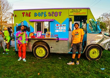 Shoot Dope Spot creates edgy pop art in the Motor City