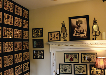 New tattoo parlor opens in historic Milford home