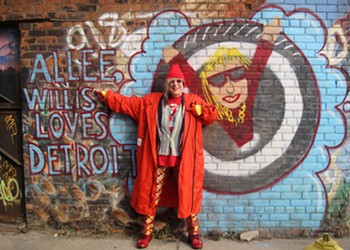 On the 21st night of September, songwriter Allee Willis will celebrate her hit song in Detroit