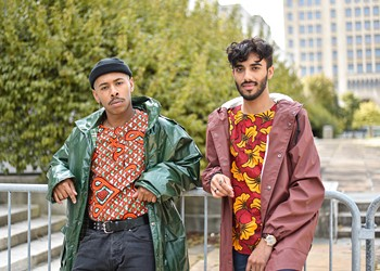 Detroit-based brand DIOP creates traditional African clothing for all people