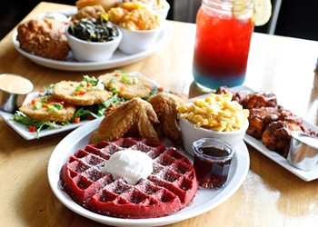 Kuzzo's Chicken & Waffles adds another reason to call Detroit's Avenue of Fashion a dining destination