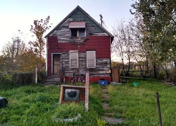 ICYMI: Thoreau's dream house available for rent (in Detroit)