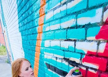 1xRUN's inaugural mural festival brings color to Eastern Market