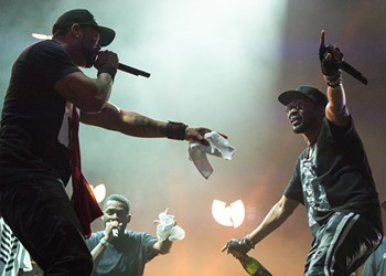 Detroit Symphony Orchestra to team with Wu-Tang Clan for a special concert