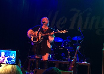 Show review: Elle King at the Majestic, Wed., Jan. 27
