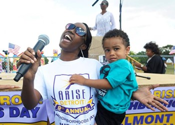 Neighborhoods Day, August 6, celebrates a decade of community action in Detroit