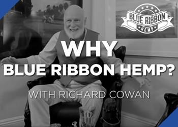 Why Did We Create Blue Ribbon Hemp?