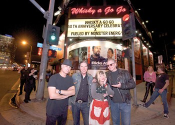 X, LA's kings of punk-noir-Americana, play two back-to-back shows