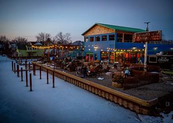 Detroit's canal-side Coriander Kitchen & Farm restaurant readies for opening