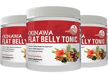 Okinawa Flat Belly Tonic Reviews - Is Okinawa Flat Belly Tonic Recipe Drink Ingredients Effective? Any Side Effects?