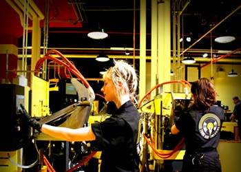Is vinyl manufacturing Detroit's latest growth industry?