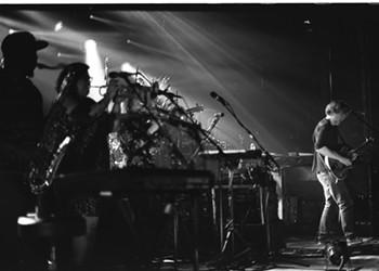 Review: Trey Anastasio Band at ROMT on Saturday, May 6