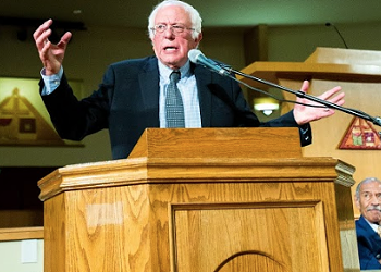 Notes from Bernie Sanders' and John Conyers' Detroit town hall