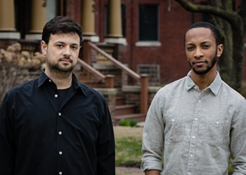 Cultivating peace with jazz duo Balance