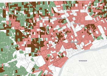 Detroit's digital divide is leaving nearly half the city offline