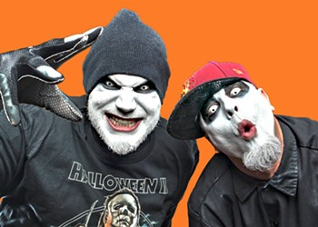 Horrorcore rappers Twiztid created their own pop culture convention and it's happening this weekend