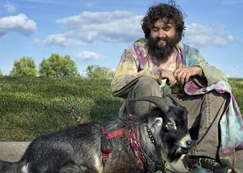 Benefit show planned for Detroit 'goat man' after brutal attack