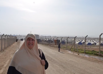 A Dearborn woman is on a mission to aid orphans in Iraq and Jordan
