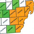 Seven southeast Michigan counties violate ozone pollution standards, EPA says
