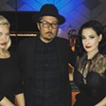 Dita Von Teese stopped by Detroit's Willis Show Bar