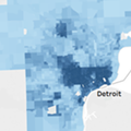 Report finds greater Detroit among most segregated U.S. metropolitan areas