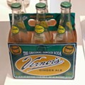 Man finds unopened bottle of Vernors that could date back 100 years