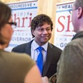 A stage play based on Shri Thanedar's life will premiere in Detroit