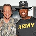 Ted Nugent endorses John James, calls him a 'blood brother'