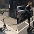 Detroit has electric scooters now, so we tried them (and didn't die)