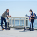 Detroit is getting a third electronic scooter service as Spin plots rollout