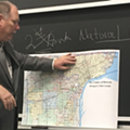 Libertarian candidate proposes splitting Detroit, Wayne County