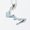 New jewelry line features gerrymandered Michigan district