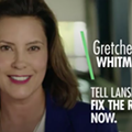 Gretchen Whitmer dropped 'damn' from her 'fix the roads' slogan