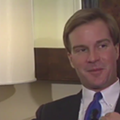 Well, here's Bill Schuette being creepy as hell to a woman in 1989