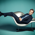 Conan O'Brien goes from desk to stage with stand-up tour at the Fillmore