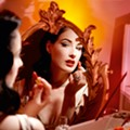Queen of burlesque Dita Von Teese will seduce the masses at the Fillmore