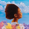 Artist Jason H. Philips debuts 'Black Girl Magic' inspired exhibition at Norwest Gallery