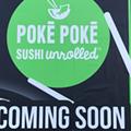 Pokē Pokē Sushi Unrolled plans spring opening in Midtown