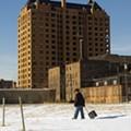 Developers propose transforming Detroit Art Deco landmark into apartments