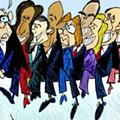 Comics: 'Bernie Rides Again'