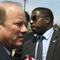 Did Mayor Duggan conspire to charge political foe? Judge weighs in