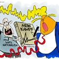 Comics: 'Mein Trumpf'