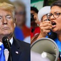It's Trump vs. Tlaib.