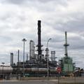 Detroit rejects Marathon's request to store petroleum coke without roof