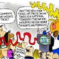 Comics: 'Trumpy Tax Tragedy'