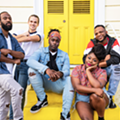 'Smoke.Netflix.Chill' with Tank and the Bangas at the Majestic Theatre